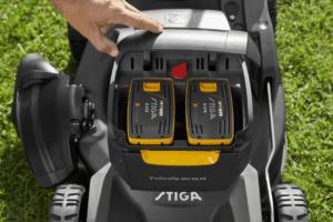 Stiga Twinclip 950 SQ DAE